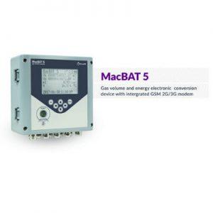 تصحیح کننده ی حجمی گاز MacBAT 5